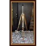 Corner-Tripod-Stand-Electric-Floor-Lamp-Rustic-Wood-St