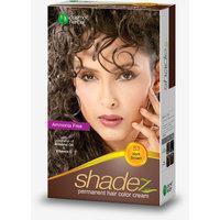 Shadez Permanent Hair Color Cream, Dark Brown