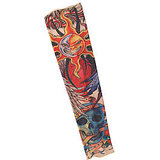 1 Pair / 2 PC Of Tattoo Sleeves- Assorted Design/ Colours