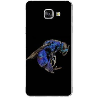 Fuson Designer Phone Back Case Cover Samsung Galaxy On7 Pro ( The Bee In Action )
