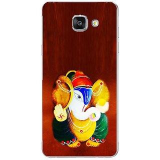 Fuson Designer Phone Back Case Cover Samsung Galaxy On7 Pro ( Painting Of Lord Ganesha )