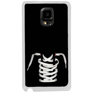 Fuson Designer Phone Back Case Cover Samsung Galaxy Note Edge ( Get Ready For A Fight )