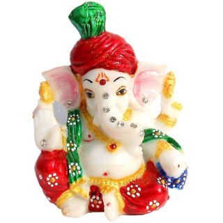 Chungroo Gift Ganesh Statue for Dashboard