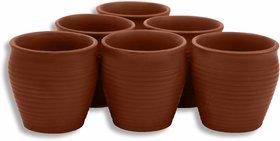 Earthen Glazed Terracotta Chai/Tea Kulhad Cups