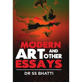 Modern Art and Other Essays (Colored)