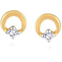 Nirvana Lumineux Earrings DDE01012SI-JK95-5Y