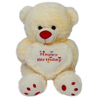 Soft Teddy Bear Cream Colour