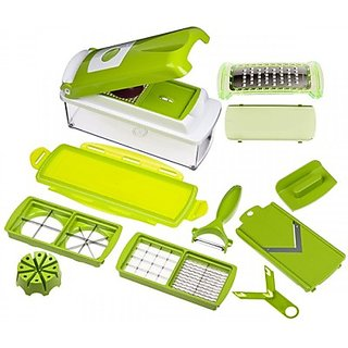 Multiutility Multi Chopper Vegetable Cutter Fruit Slicer Peeler Dicer