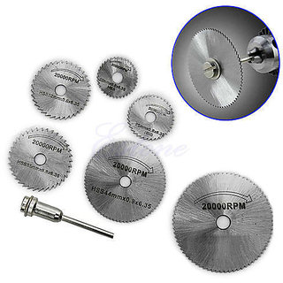 Mini HSS Circular Saw Blade Set