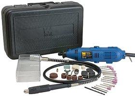 145 Pc 135w Mini Grinder Tool Kit Rotary   Tool Kit with Flex Shaft