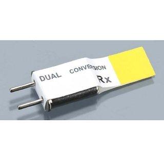 Rx Crystal Fm Dual 75 M Hz