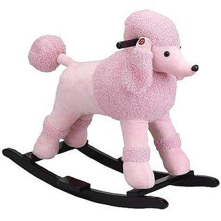 Charm Company Baby Poodle Rocker