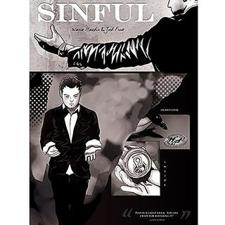Sinful (Book And Dvd) By Wayne Houchin Book