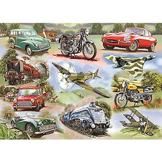 The House Of Puzzles - Simply The Best - Big 250 Piece Jigsaw Puzzle