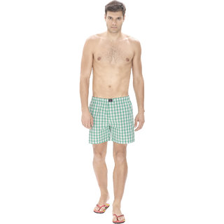 KARPA Chequered Boxer for Men