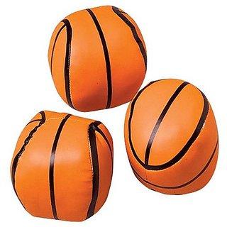 12 Foam Filled Basketballs