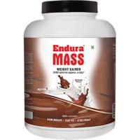 Endura Mass Weight Gainer 3kg