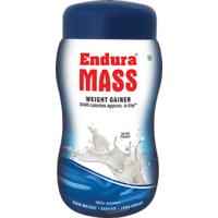 Endura Mass Weight Gainer 1kg