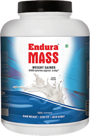 Endura Mass Weight Gainer 3kg