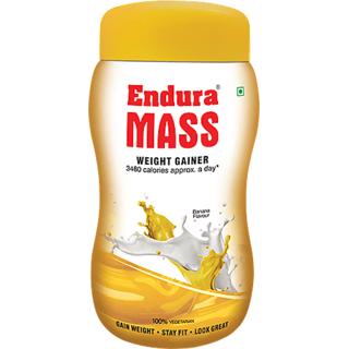 Endura Mass 500 gm Banana