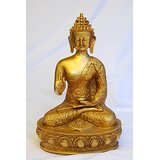 MC Brass Metal Buddha Option 1