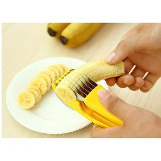 Kudos Handheld Banana Cutter - Slicer