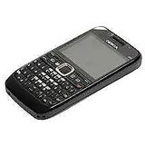 Rissachi Phone Housing Body Panel For Nokia E63 Mobile Phone Black