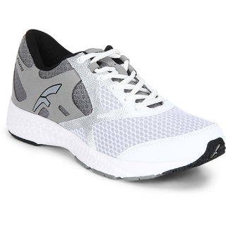 07597b0ae6bd07 Buy Furo By Redchief White Running Shoes By Red Chief Online - Get 15% Off