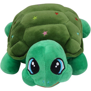 Designer Tortoise Stuffed Toy