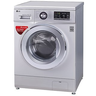 Lg 7 Kg Front Loading Fully Automatic Washing Machine Fh2g6hdnl42