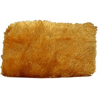 Multi Color Fur Cushion