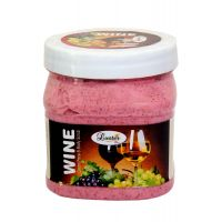 Luster Wine Exfoliating Face & Body Creme Scrub 500ml