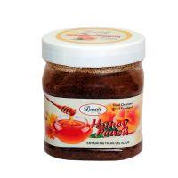Luster Honey & Peach Face & Body Gel Scrub 500ml