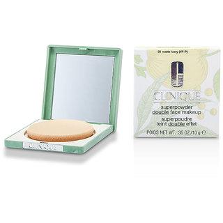 Clinique Superpowder - No. 01 Matte Ivory; Premium Price Due To Scarcity 10g/0.35oz