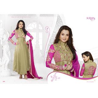 New Arrival ethnic designer party wear salwar kameez code..5009
