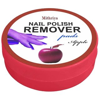 MIthriya Nail Polish Remover Tissue ( Set Of 3 )
