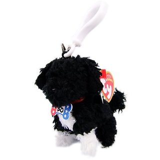 882f573ba46 Buy Ty Beanie Babies Bo - Portuguese Water Dog Clip Red Online - Get ...
