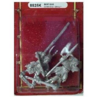 8525 K Warhammer Fantasy: Chaos Bestigor Command Group