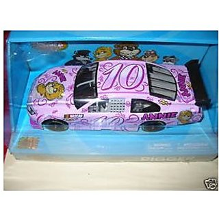 2010 Annie The Adventures Of Digger And Friends Pink 1/24 Scale Ford Fusion Winners Circle