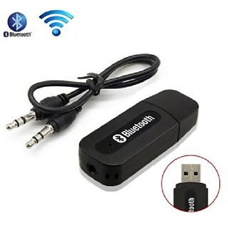 Car Bluetooth Device with Audio Receiver