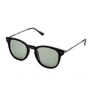 MTV Black UV Protection Full Rim Wayfarer Sunglasses
