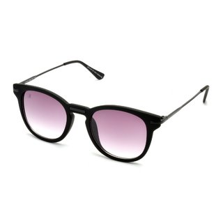 MTV Black UV Protection Full Rim Wayfarer Sunglasses