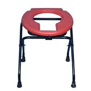 Commode Stool Chair Folding