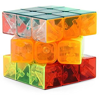 YJ Taxton Yulong 3x3x3 Speed Cube Stickerless