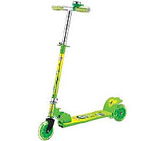 Ben 10 Kid's Scooter With Brakes And Bell - 4524792