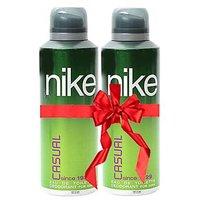 Set Of 2 Nike Deodorants 200 Ml Each