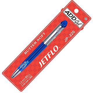 Add Gel Jetflo 220 Gel Pen - Blue Set Of 10 Pen