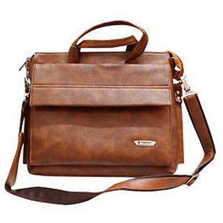 8c5cf3b0728 Buy Leather Office Bag Online - Get 47% Off