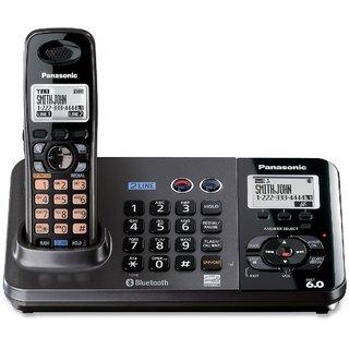 c32017ce70ca Panasonic KX-TG9381 2-Line DECT 6.0 Expandable Digital Best Deals ...