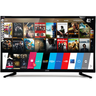 I Grasp IGS-42 42 inches(106.68 cm) Smart Full HD TV